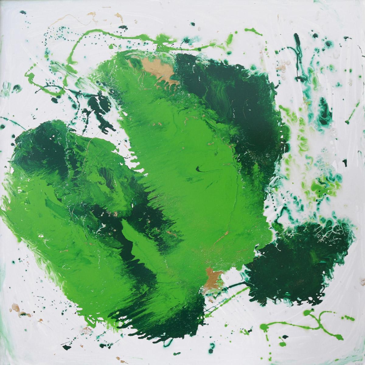 Grüner Abgrund