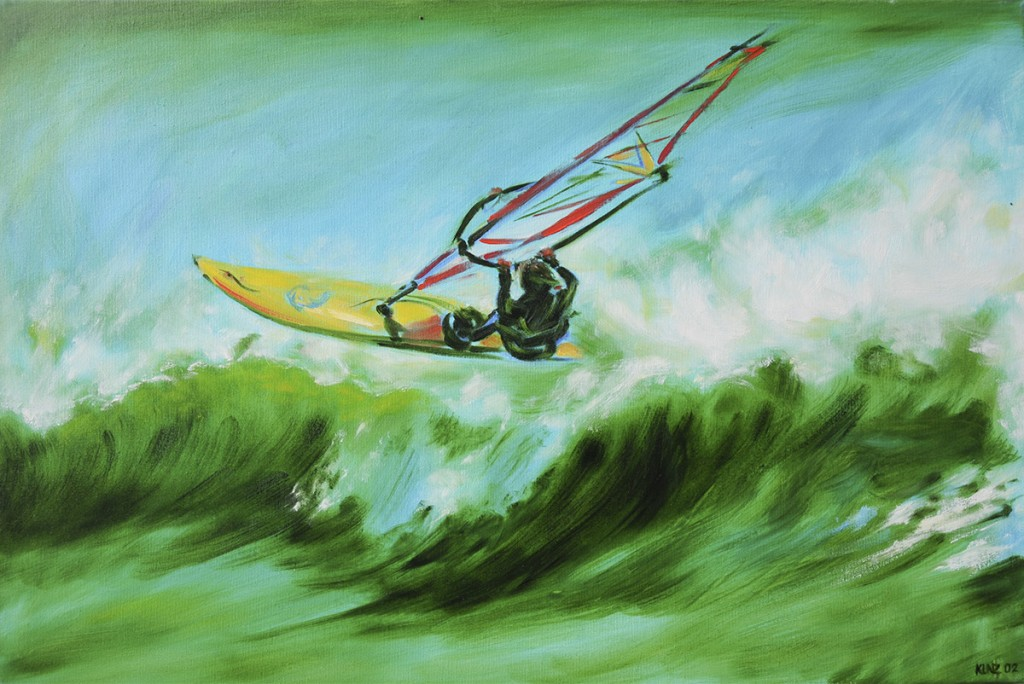 Surfer II